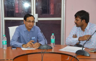 Revenue & Land Spl.Chief Secretary review meeting on 3-4-2017 at Kurnool Dist